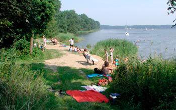 Badestelle Gunneby