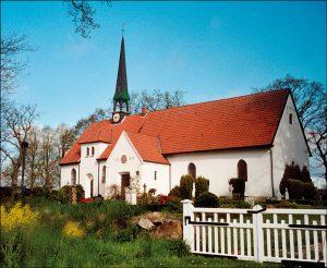 St. Wilhadi-Kirche Ulsnis