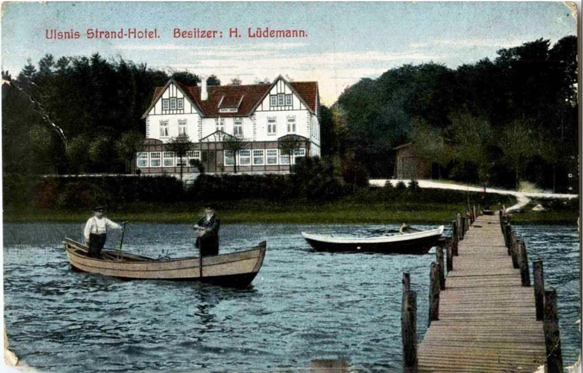 Strandhotel in Ulsnis