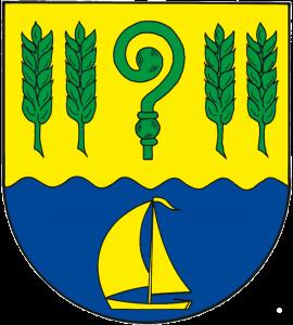 Wappen der Gemeinde Ulsnis
