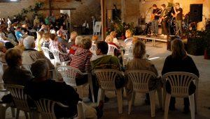 Konzert in der Scheune von Peter Landtau am 19. Juli 2009