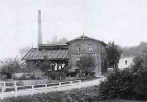 Die alte Meierei in Ulsnis