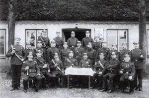 Freiwillige Feuerwehr Kius 1911