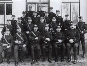 Freiwillige Feuerwehr Kius, 40-jähriger Stiftungstag am 15. März 1926