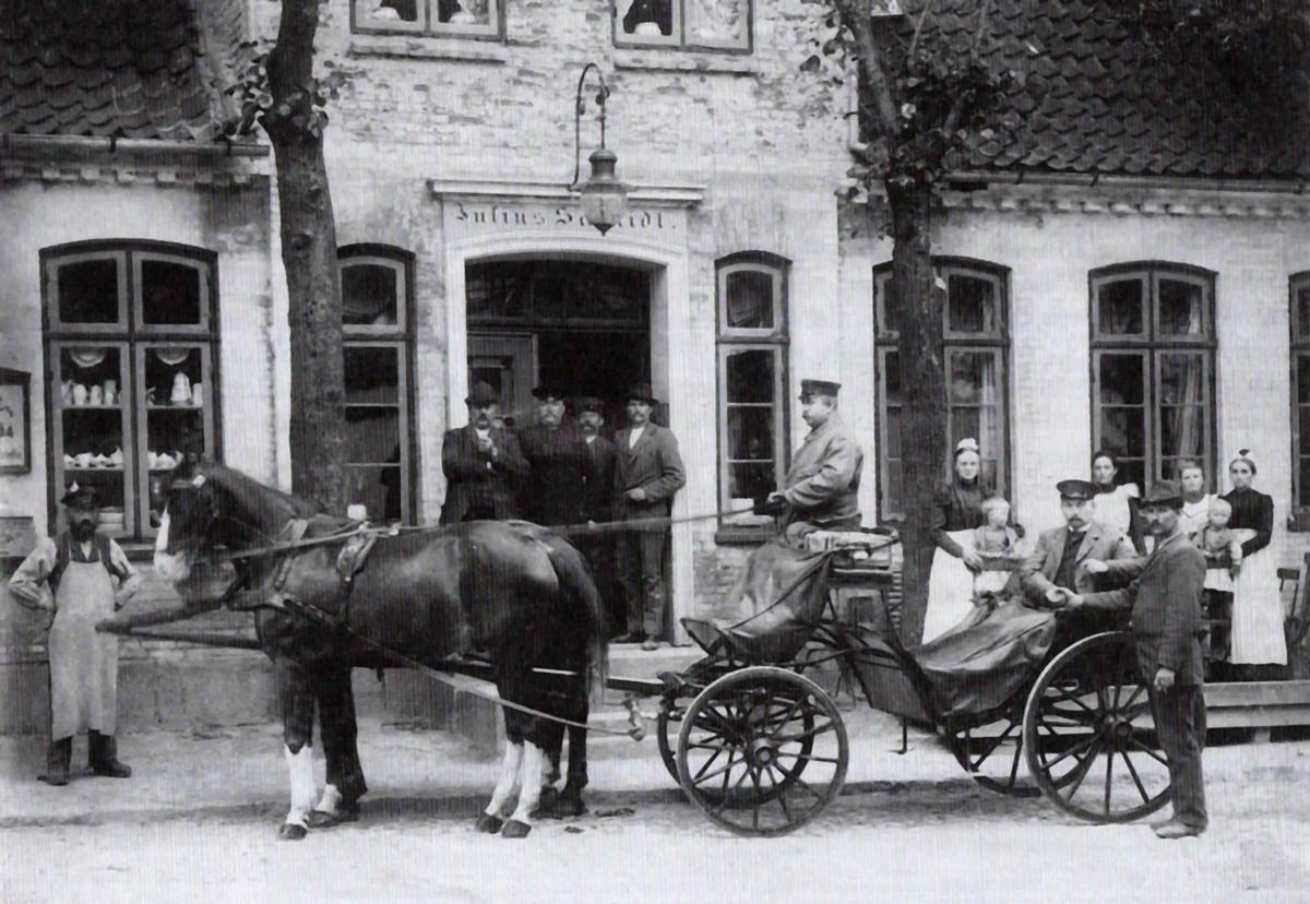 Gaststätte Ulsnis-Kirchenholz