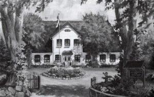 Das Foto zeigt eine alte Ansicht von Gunneby 52.