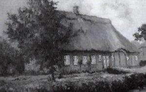Ehemaliges Helmhaus, abgebrochen. Heute Gunneby 28 und 30.