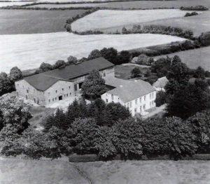 Hofstelle Lorenzen, Circa um 1950