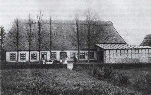 Alte Gastwirtschaft in Kius.