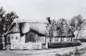 Das Foto zeigt eine alte Ansicht von Knappersfeld 3.