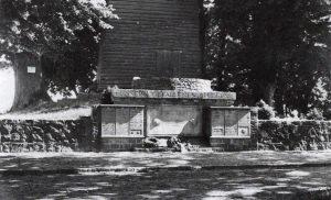 Denkmal für die Gefallenen des ersten Weltkriegs